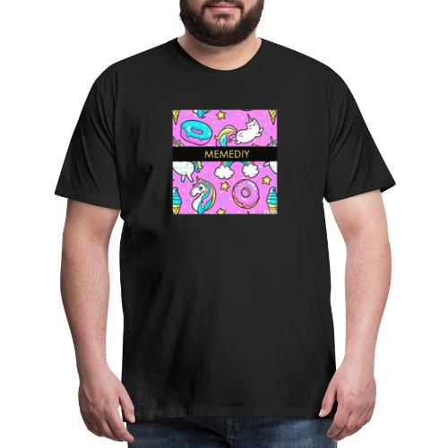 MemeDiy - Men's Premium T-Shirt