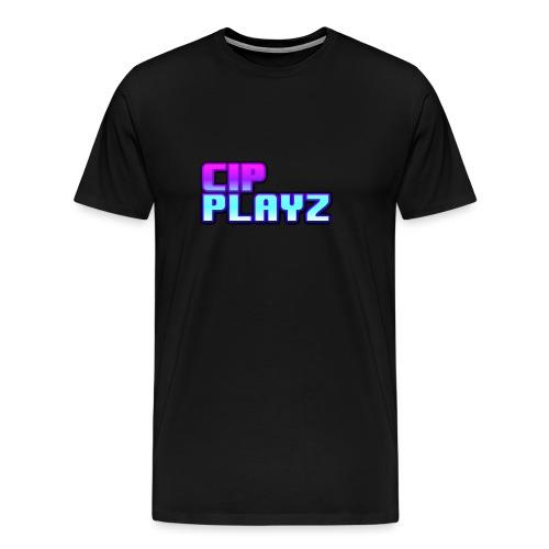 CipPlayz MIAMI TEXT - Men's Premium T-Shirt
