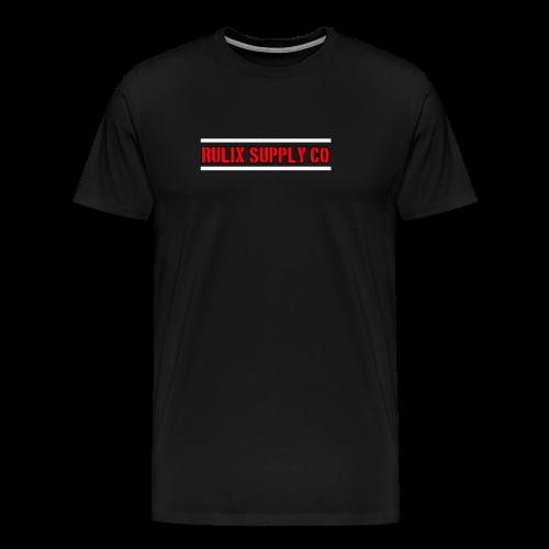 Rulix Red Badge - Men's Premium T-Shirt