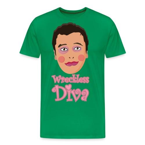 diva final - Men's Premium T-Shirt