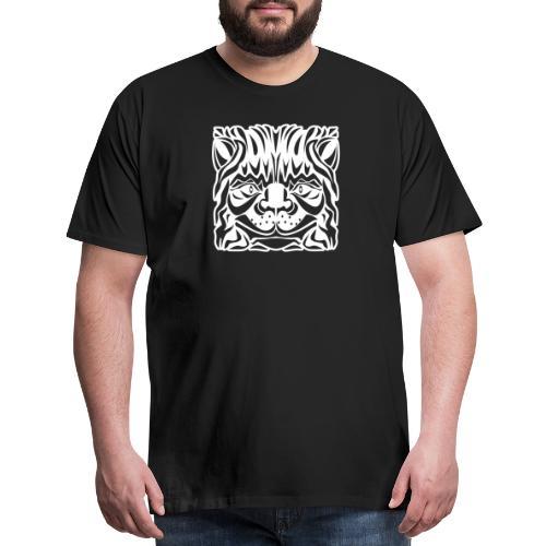 Cat's Head - Men's Premium T-Shirt
