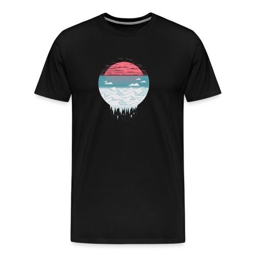 Solitude - Men's Premium T-Shirt