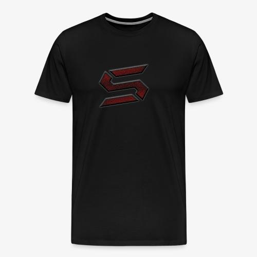 SpicyAsFuck Logo - Men's Premium T-Shirt