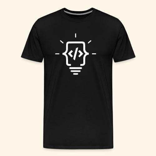 Framemark Web Design Logo - Men's Premium T-Shirt