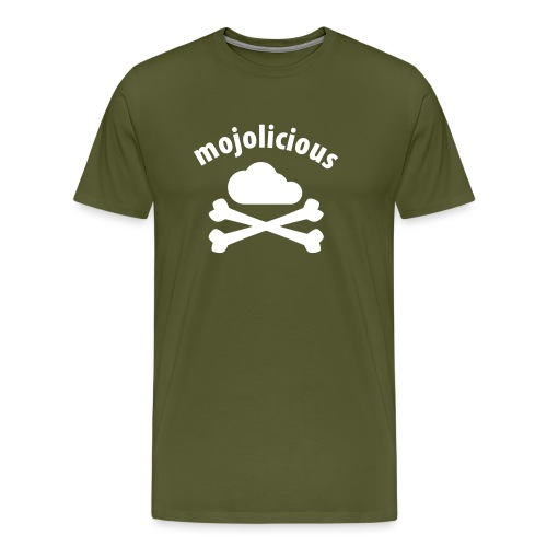 New Pirate Cloud - Men's Premium T-Shirt