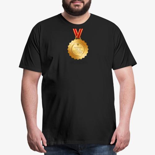 birmingham youtuber 1000px - Men's Premium T-Shirt