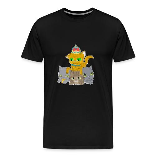 King Milo & Friends - Men's Premium T-Shirt