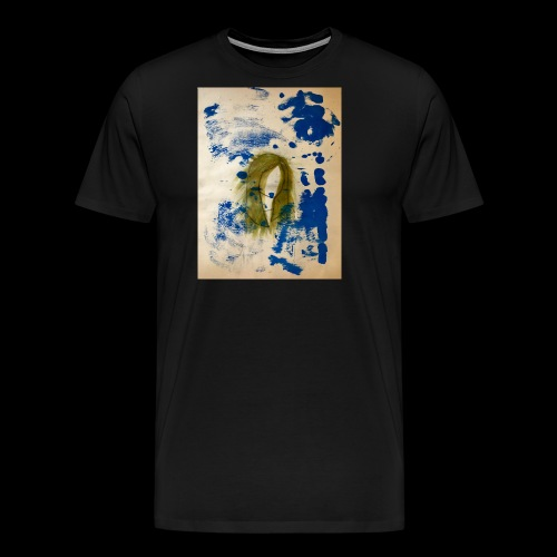 I dance with her ghost. - Men's Premium T-Shirt