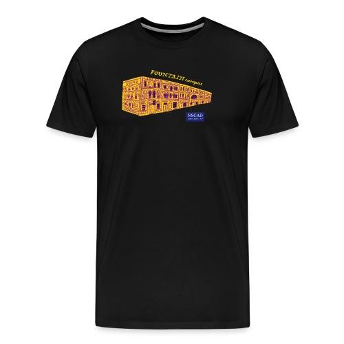 NSCAD Fountain Campus - Men's Premium T-Shirt