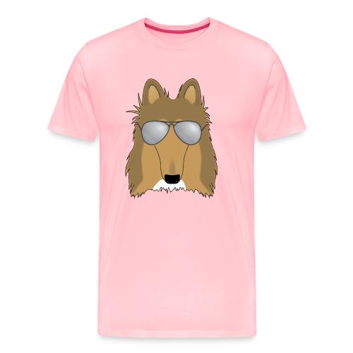 Cool Collie - Men's Premium T-Shirt