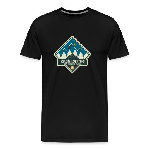 Explore British Columbia - Men's Premium T-Shirt