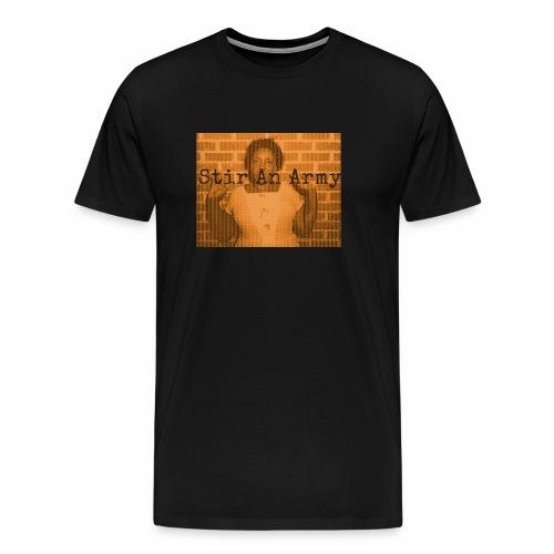 Fannie Lou Hamer - Men's Premium T-Shirt