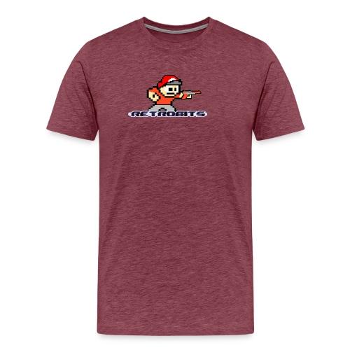 RetroBits Clothing - Men's Premium T-Shirt