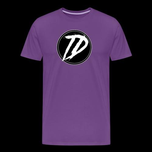 Team DEBUG Logo - Men's Premium T-Shirt
