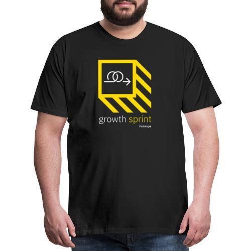 Growth Sprint 1 - Men's Premium T-Shirt