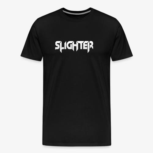Slighter Logo - Men's Premium T-Shirt