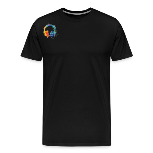 Colourful headset - Men's Premium T-Shirt