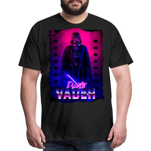 Retro Wave 5 - Men's Premium T-Shirt