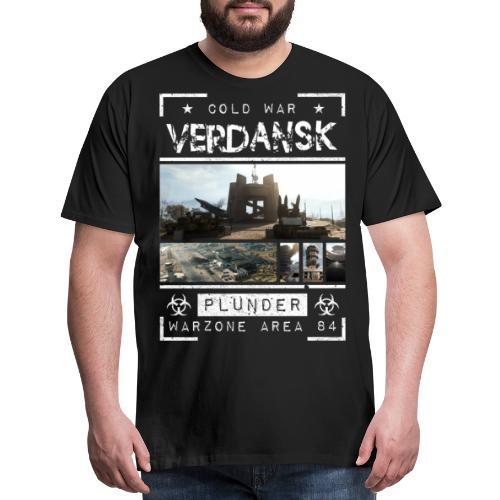 Verdansk Plunder - Men's Premium T-Shirt
