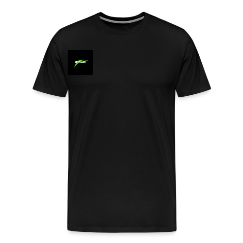 W1CK3D OFFICAL LOGO - Men's Premium T-Shirt