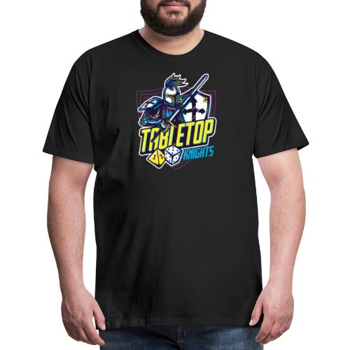Tabletop Knights - Men's Premium T-Shirt