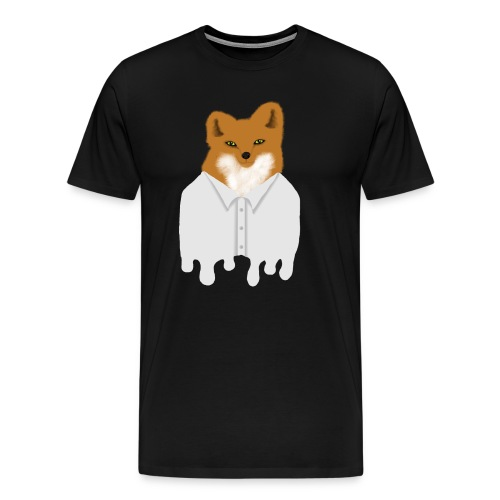 Fancy Fox - Men's Premium T-Shirt