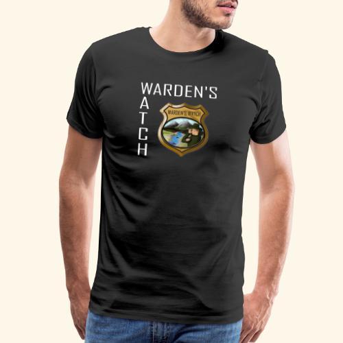 Warden's Watch T-Shirt - Men's Premium T-Shirt