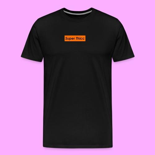 Super thicc - Men's Premium T-Shirt