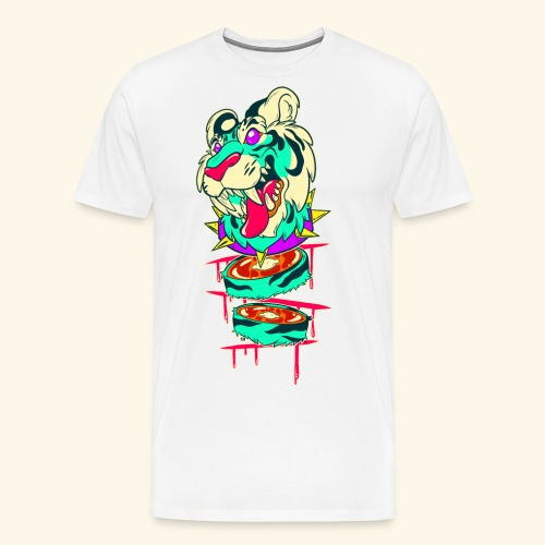 - Decaptiger - - Men's Premium T-Shirt
