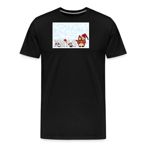 xmas - Men's Premium T-Shirt