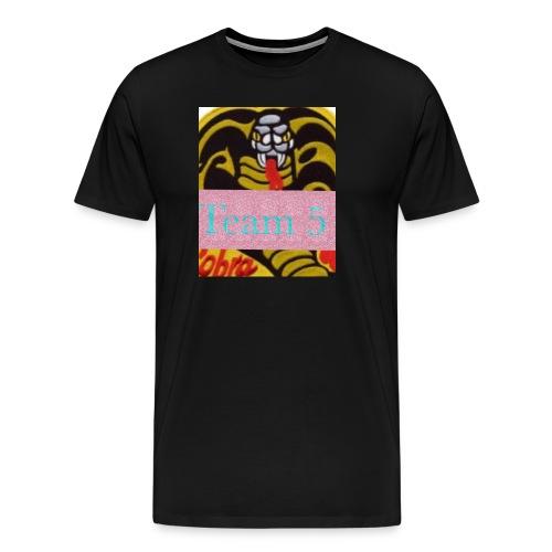 1C9ACF73 F11B 4563 B988 C9393CE42823 - Men's Premium T-Shirt