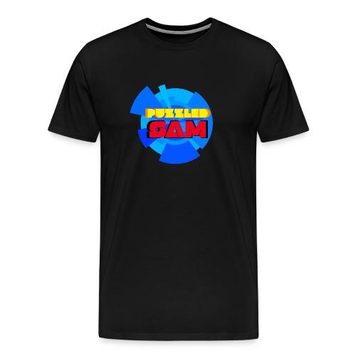 PuzzledSam Logo - Men's Premium T-Shirt
