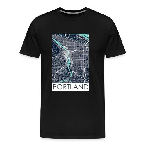 Portland - Men's Premium T-Shirt