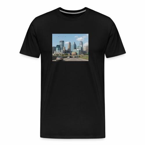 Minneapolis - Men's Premium T-Shirt