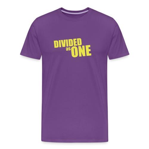 DA1 Logo - Men's Premium T-Shirt