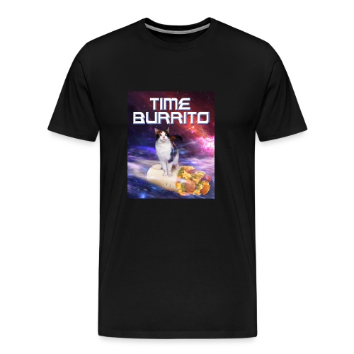 Time Burrito - Men's Premium T-Shirt