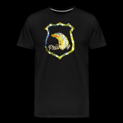 Priincey's HufflePuff house - Men's Premium T-Shirt