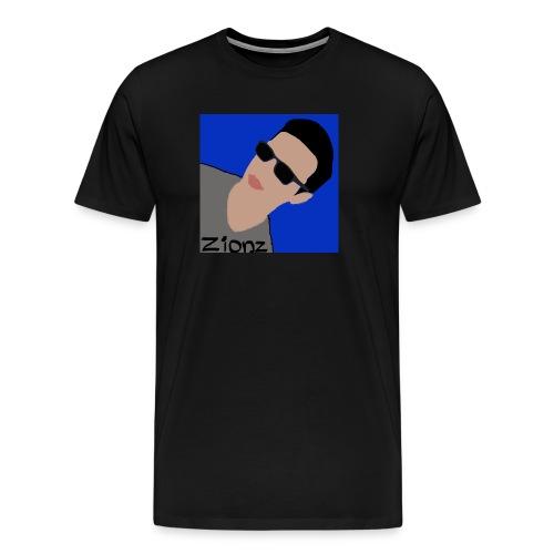 Zionz_Cartoon - Men's Premium T-Shirt