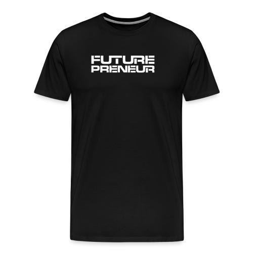 Futurepreneur (1-Color) - Men's Premium T-Shirt