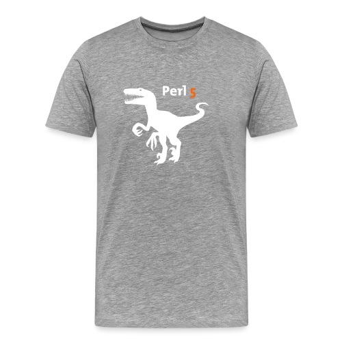 Perl5 Raptor - Men's Premium T-Shirt