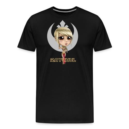 Leia shirt png - Men's Premium T-Shirt