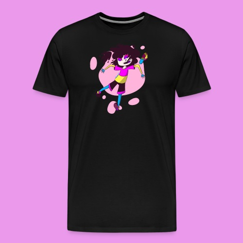 Splat Dodger - Men's Premium T-Shirt