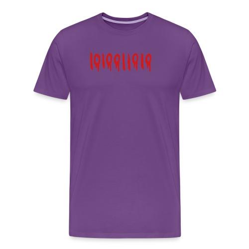 binary 666 - Men's Premium T-Shirt