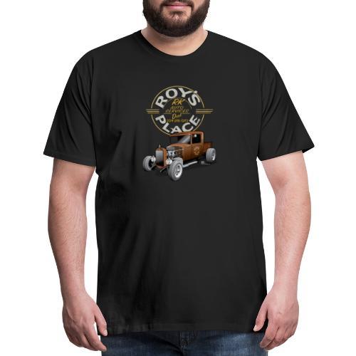 RoysRodDesign052319_4000 - Men's Premium T-Shirt