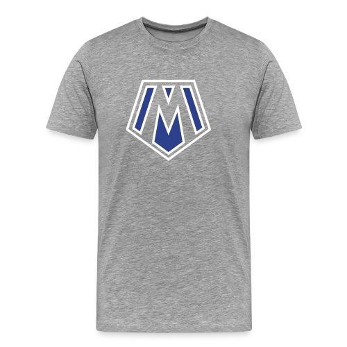 M for Math - Men's Premium T-Shirt