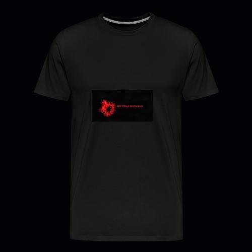 Red String Recording - Men's Premium T-Shirt