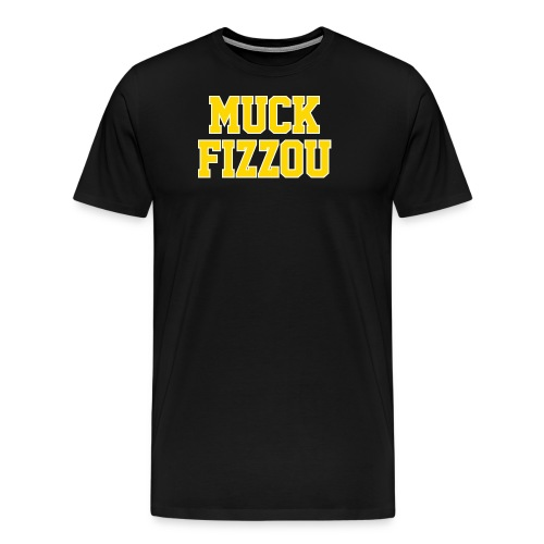 iowa says muck fizzou - Men's Premium T-Shirt