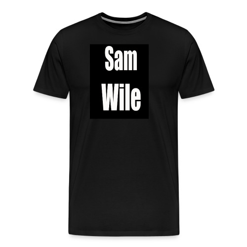 Sam Wile - Men's Premium T-Shirt