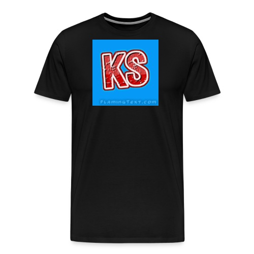 KSG LOGO - Men's Premium T-Shirt