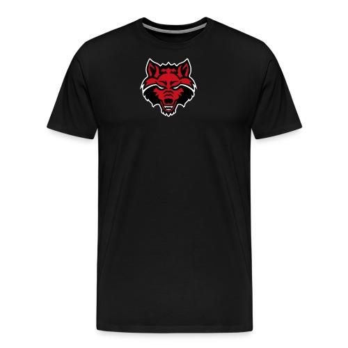 Red Wolf - Men's Premium T-Shirt